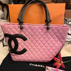Pre owned authentic Chanel